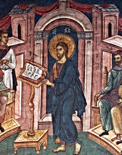Christ in the Synagogue of Nazareth