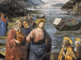 The Calling of the Apostles