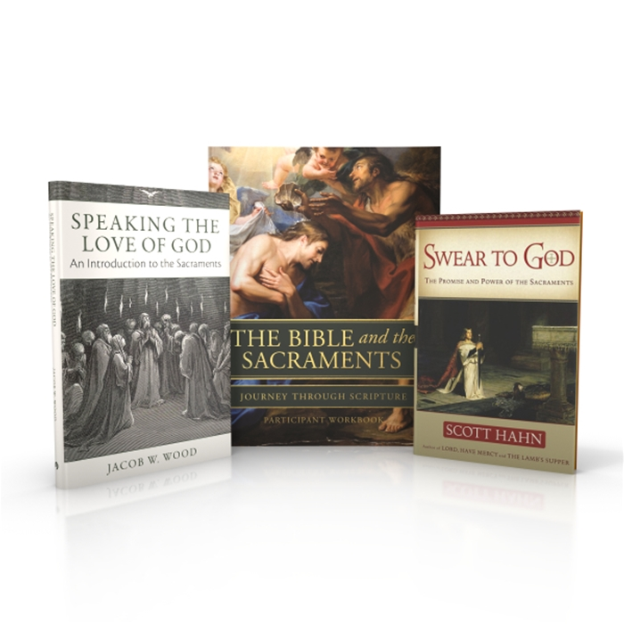 Participant Kit | Bible and the Sacraments