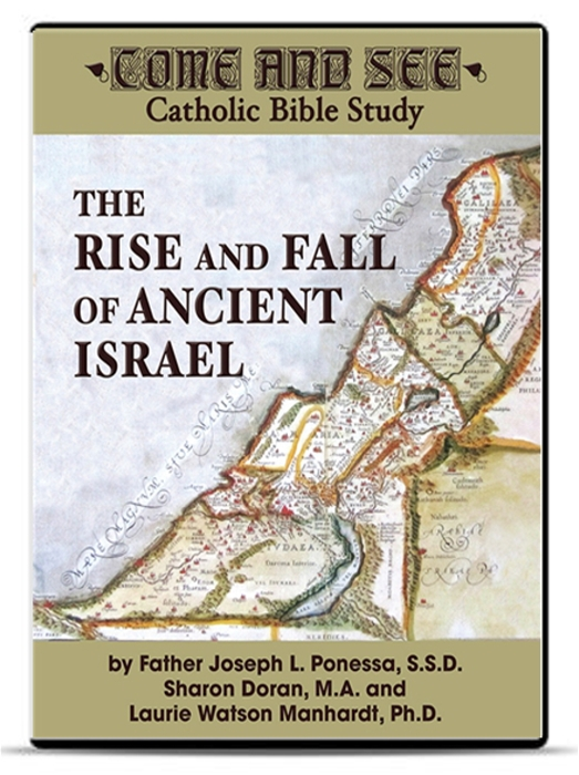 Come and See: Rise and Fall of Ancient Israel DVD
