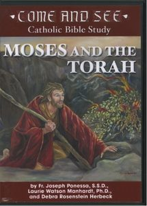 Come and See: Moses and the Torah DVD