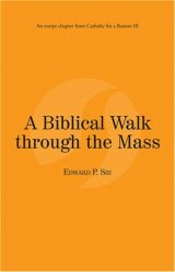 A Biblical Walk through the Mass eBook