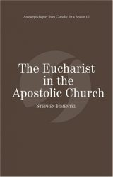 The Eucharist in the Apostolic Church eBook