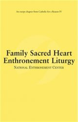Family Sacred Heart Enthronement Liturgy eBook