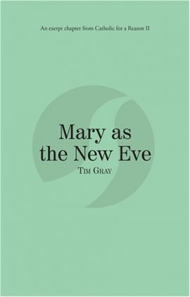 Mary as the New Eve eBook