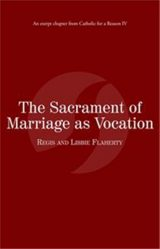 The Sacrament of Marriage as Vocation eBook