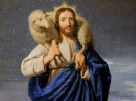 Jesus as Shepherd
