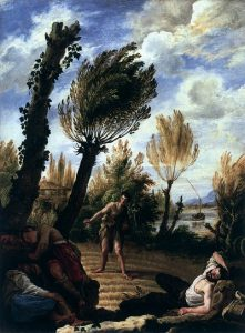 Parable of the Sower by Domenico Fetti