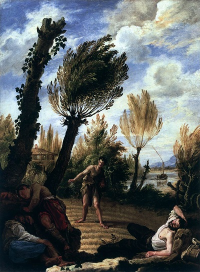 Parable of the Weeds by Domenico Fetti