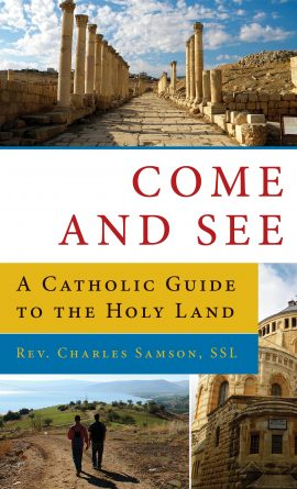 Come and See_Holy Land_frontCVR