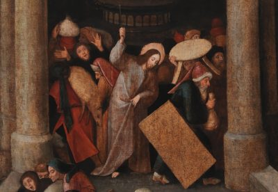 Christ Expels the Merchants from the Temple