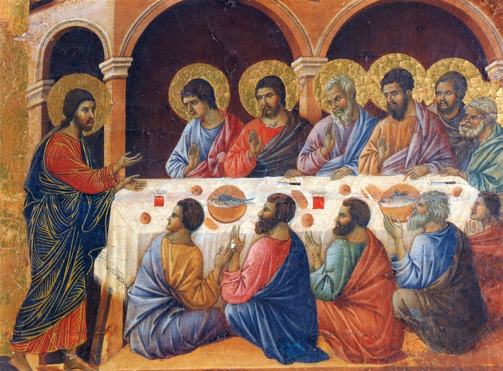 Christ Appears to the Disciples