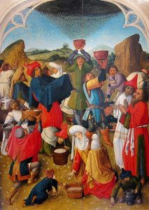 The Gathering of the Manna