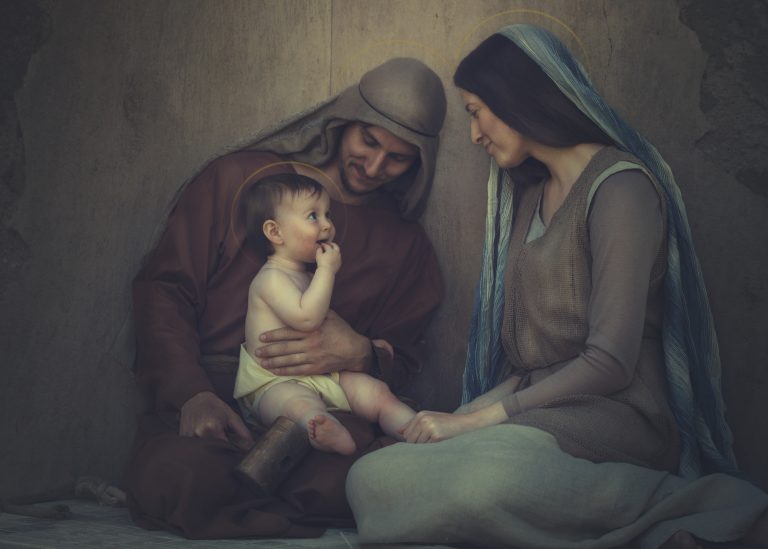 Holy Family, The Saints Project