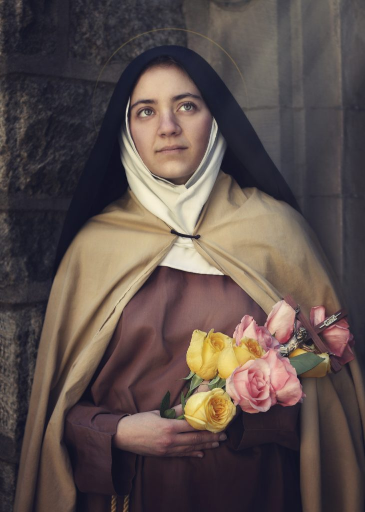 St Therese of Lisieux, The Saints Project