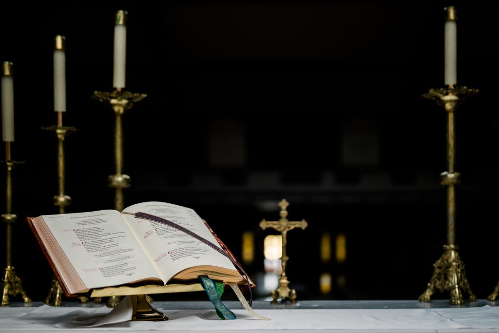Tradition, altar, Catholic for a Reason