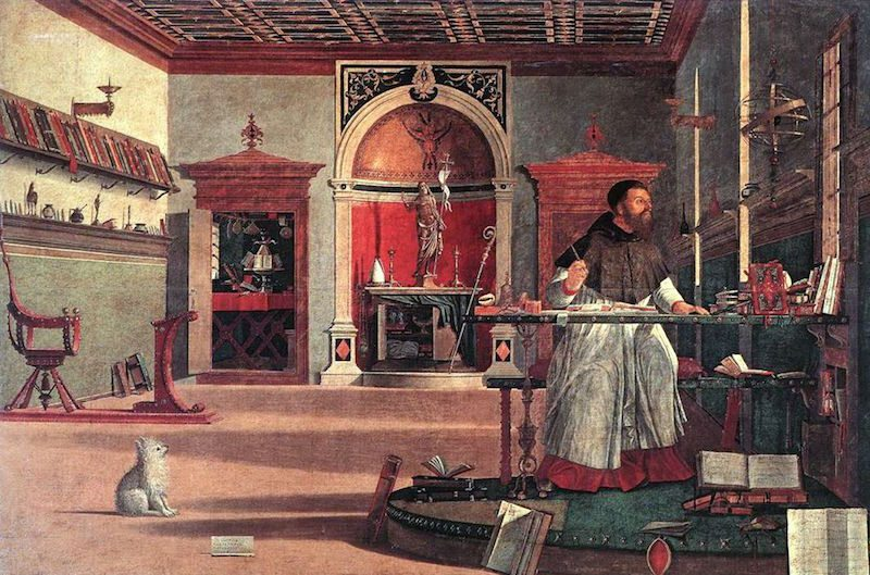 reading the Bible from the heart of the Church, St. Augustine, spiritual sense of the Bible