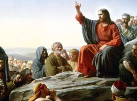 Called to Holiness, Sermon on the Mount, Matthew 5:48, universal call to holiness, the fulfillment of all desire