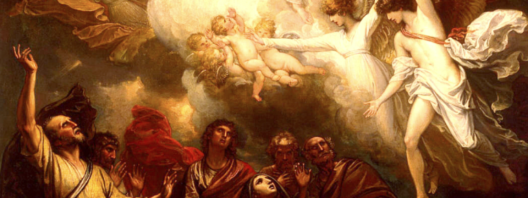 What does the Church teach about Purgatory, human spirit hauntings