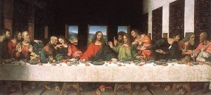 The Eucharist, The Last Supper, Perfect Virtue, Lawrence Feingold