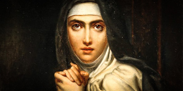 30 Days with Teresa of Avila, detachment