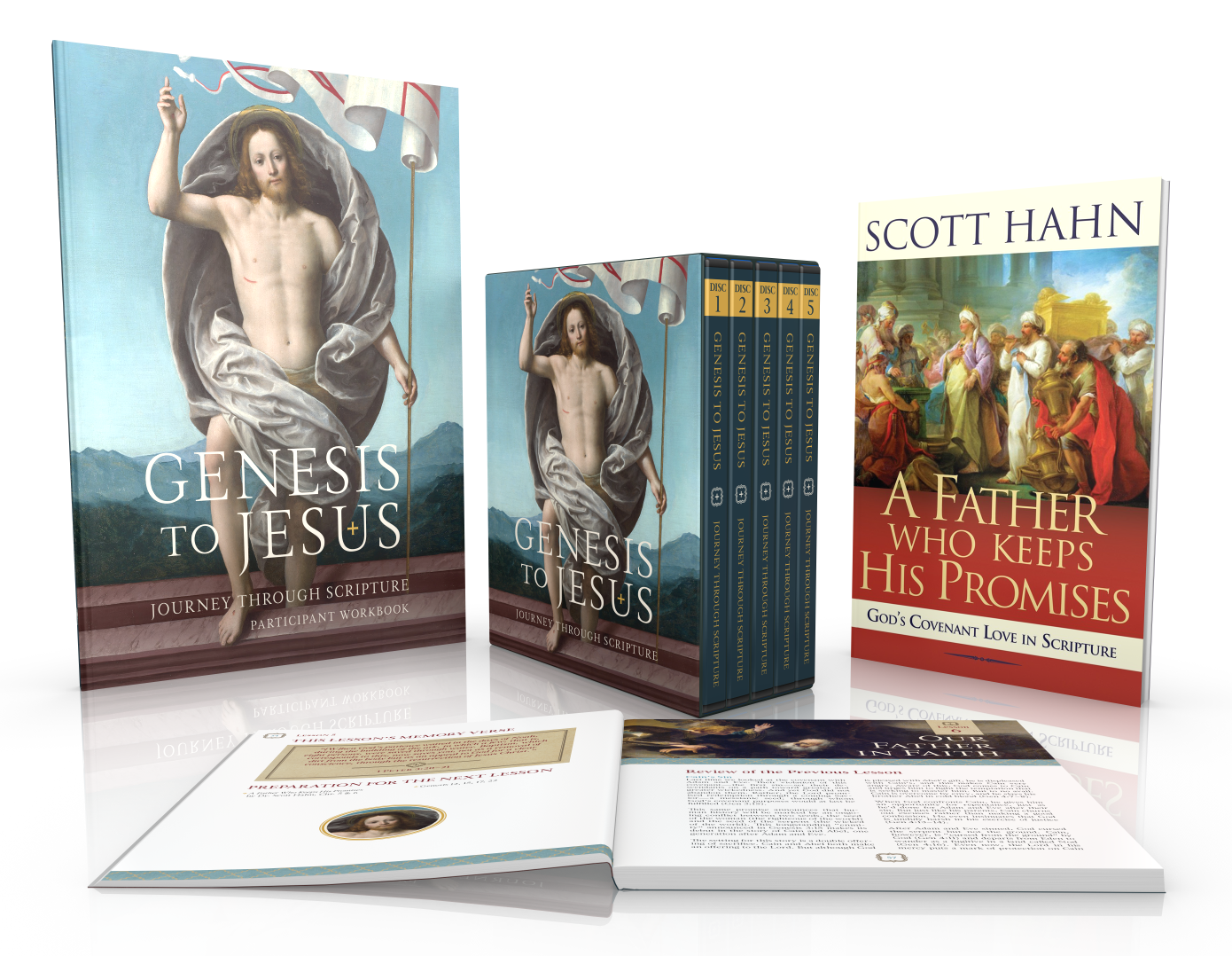 Genesis to Jesus - Complete Package for Parishes