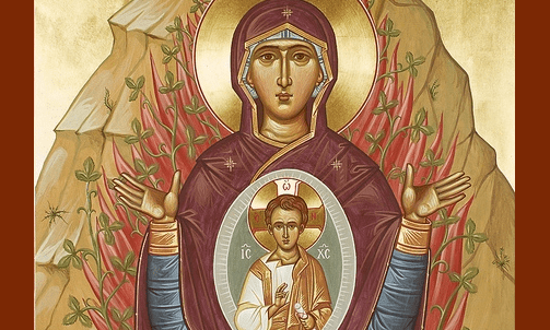 theotokos, Mary, Solemnity of Mary