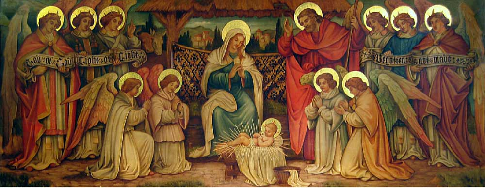 Mary, Mother of God, the Nativity, The Bible and the Virgin Mary