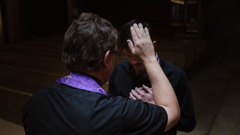 why catholics go to confession, ian ker