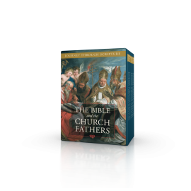 Bible and the Church Fathers DVD set