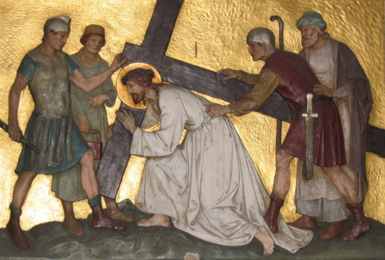 We Need to be Shaken Up by the Stations of the Cross | St. Paul Center