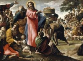 Miracle of the Loaves and Fishes