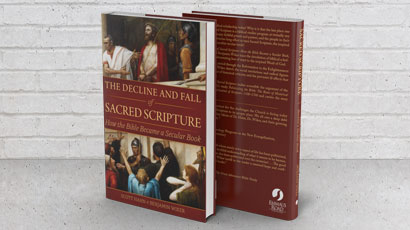 Decline and Fall of Sacred Scripture